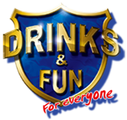 DRINKS & FUN Logo